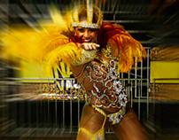 Carnaval ,Festa das cores.