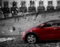 Honda Civic online campaign 2010