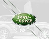 Land Rover • Infografia
