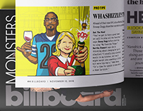 Billboard's Snoop Dogg & Martha Stewart's Dinner Party