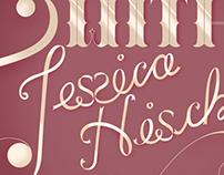 Jessica Hische, Handlettering