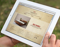 Champlain Furniture Website