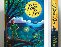 Illustrating Peter Pan