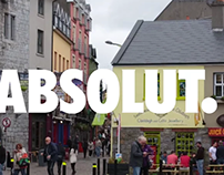 Absolut@Galway Arts