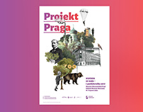 Projekt Praga - visual identity