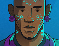 Afro-Futuristic Big 5
