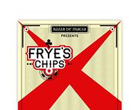 Bazar de Magia - Frye's Chips