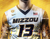 Mizzou Current Player Graphics
