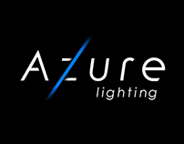 Azure lighting - Brand Identity