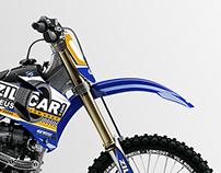 Moto-X advertising layout desing // Zilcar