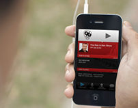 96fm Iphone App & Website