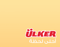 Ulker Mobile Application