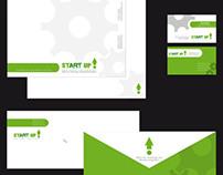 STARTUP: Arts Incubator (Corporate ID)