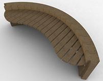 Ressoma - Park Bench