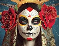 Día De Los Muertos - Sugar Skull