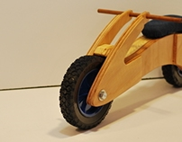 The Krolik - Balance Bike School Project