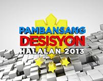 Pambansang Desisyon Halalan 2013