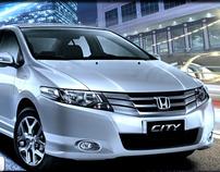 Anúncios Honda