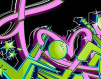 Visual Communication - Digital Graffiti