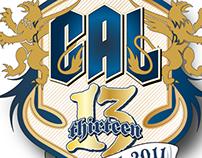 Logo for Son's 13th Birthday