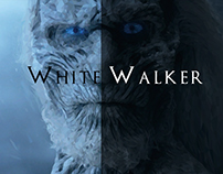 White Walker | Game of Thrones (low poly)