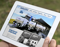 Explorex Caravans Website