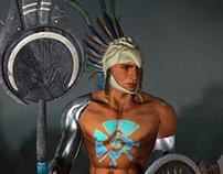 Aacqui: A Warrior Reborn