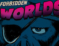 Forbidden Worlds - Covers