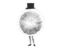 Digital Collage: Sensorium