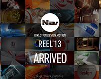 Show Reel'13
