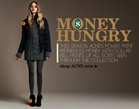 Boutique1 Fashion - Web Design Layout