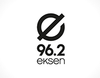 Brand Identity for Radio Eksen