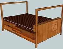 All-in-one cot