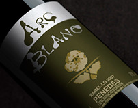 Arç Blanc - Labels design
