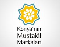 Konya'nın Müstakil Markaları Logo Sunum
