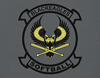 Black Eagles Softball