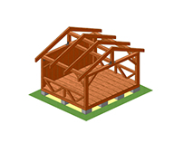 How to build a gardenhouse?