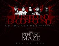 Fleshbound Bloodhound (apVocalypse version) Poster
