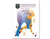 Cathedral School brochure design