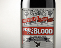 Flying Cow Blood - Creative Potion
