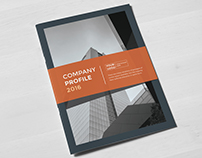 Corporate Business Brochure 20 Pages