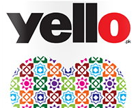 Editorial Design - Yello magazine