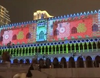 Prosperity 3D Projection Mapping
