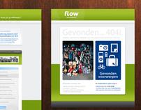 Flow webdesign