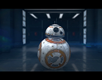 Fan Animation BB8