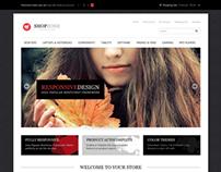 Shopzone, Premium Opencart Fashion E-Store Theme