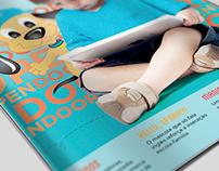 OPEN DOORS | Revista comemorativa de 15 anos