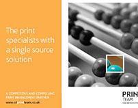 PrintTeam   Print Management Brochure