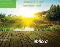 EBflora - Lâmina de apresentação