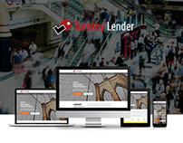 Turnkey Lender landing page